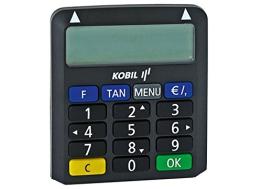 KOBIL TAN Generator TAN Optimus Comfort ohne Branding - 1