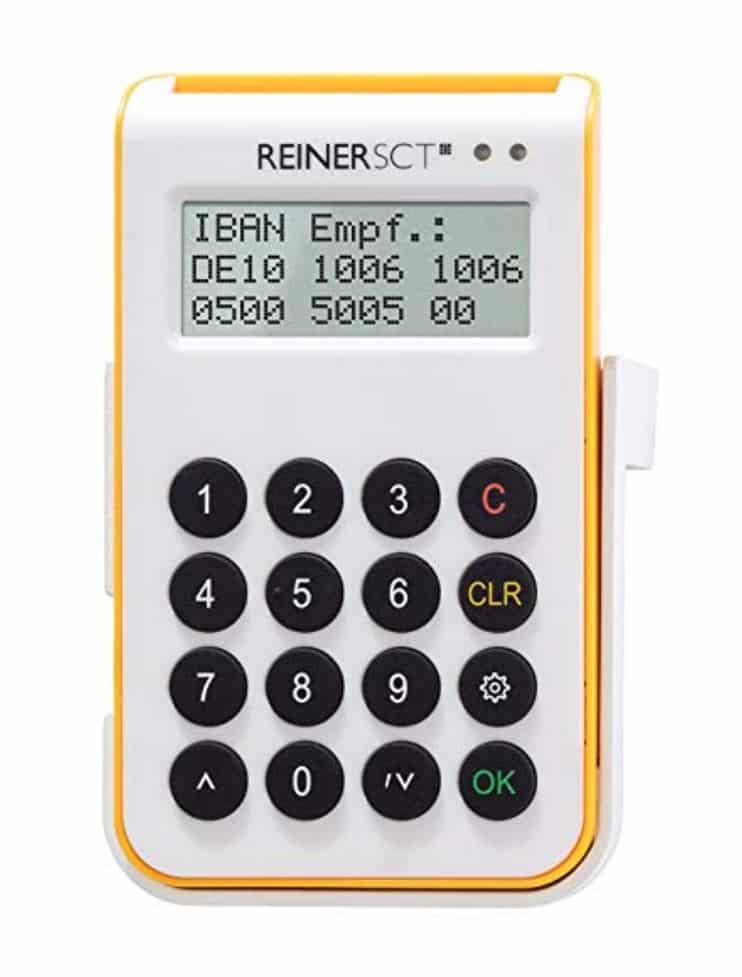 ReinerSCT cyberJack one